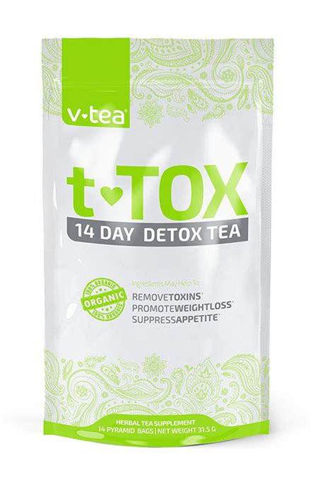 Teatox Detox by Best Detox Tea Teatox Reviews 2018