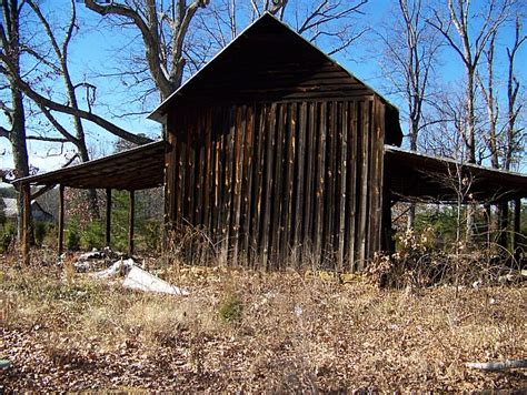 Barn For Sale Virginia log tobacco barn for sale in virginia