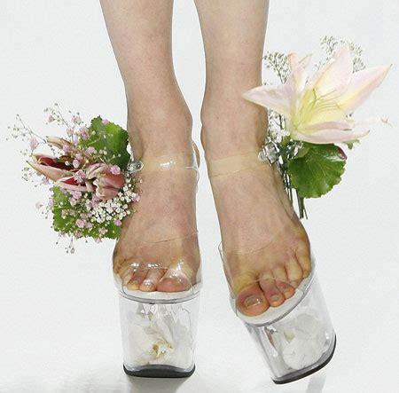 flowery high heels amazing flowery shoes