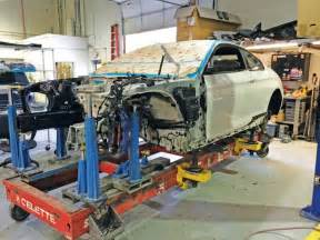 celette bench autobody news automark collision relies exclusively on