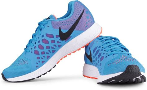 nike air zoom pegasus 31 running shoes buy blue color