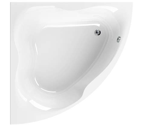 bathtub 1400mm aquaestil gloria white 1400 x 1400mm corner bath 154gloria14