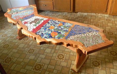 mosaic benches california mosaic bench how to mosaic