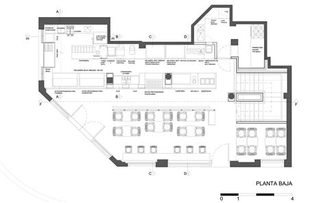 internet cafe floor plan gallery of tostado cafe club hitzig militello
