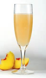 the bitter peach bellini recipe dishmaps