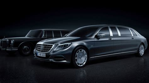 maybach mercedes 2016 mercedes maybach pullman wallpaper hd car