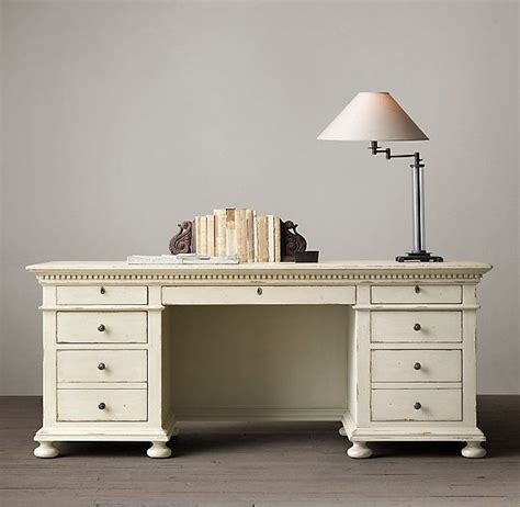 St James Desk Restoration Hardware For The Home Restoration Hardware Desk
