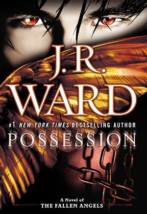 the possessions a novel books possession fallen 5 by j r ward reviews