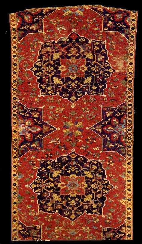 ushak rug xvi 16 century turkey ottoman empire