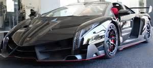Lamborghini Veneno Roadster Lamborghini Veneno Roadster Black Carbon