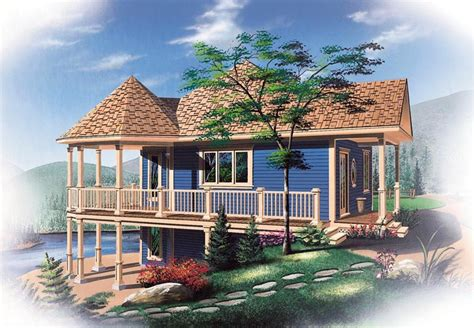 house plans coastal house plans waterfront