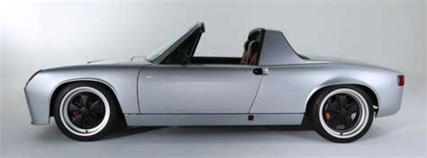 Porsche 914 V8 Conversion by Porsche 914 V8 Custom Conversion For Sale In