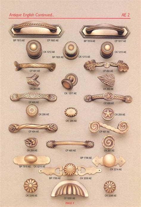Kitchen Cabinet Hardware Handles by French Country Kitchen Cabinet Knobs The Interior Design
