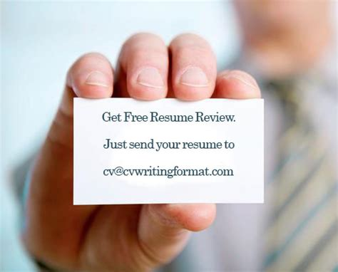 free resume review learnhowtoloseweight net
