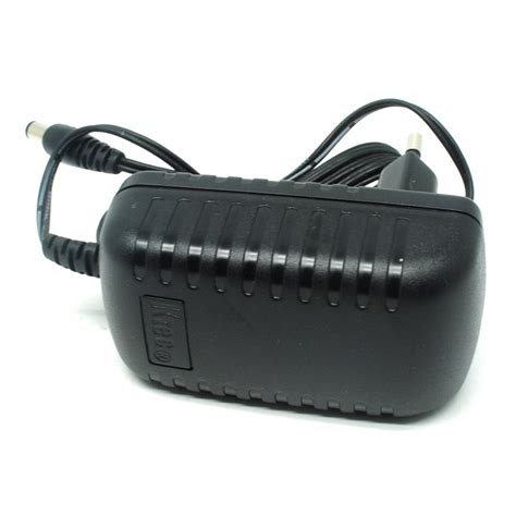 Sale Ac Adapter 12v 1a 0 5mm Pin For Electronic Device ac adapter alat elektronik 12v 1a 5mm pin black