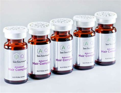 Aq Skin Solution Solutions Active Serum aq skin solutions advance hair complex