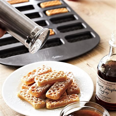 sur la table waffle maker 1000 ideas about waffle pan on williams