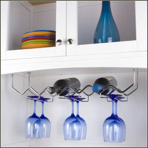 under cabinet wine glass rack ikea wine glass rack under cabinet target home design ideas