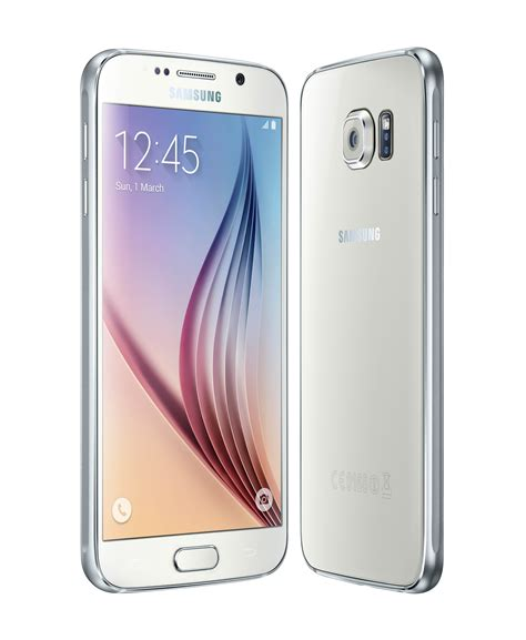 Samsung S6 Sm G920f Megastore Samsung Samsung Galaxy S6 Sm G920f 32gb White