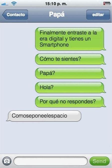 imagenes wasap hijos 9 mensajes de whatsapp graciosos de padres e hijos humor