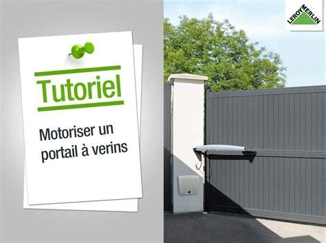 Motoriser Un Portail 615 motoriser un portail comment motoriser un portail battant