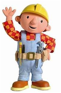 list bob builder characters