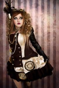 Steam Punk Style by The Stitching Post Steampunk Fashion By Csbsews For