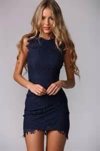 navy blue lace homecoming dresses cheap fashion short