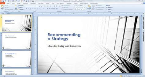powerpoint strategic plan template prefabricate scone strategic plan template for powerpoint
