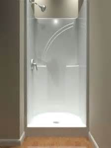 3 Piece Bathtub Surround Shower Only One Piece