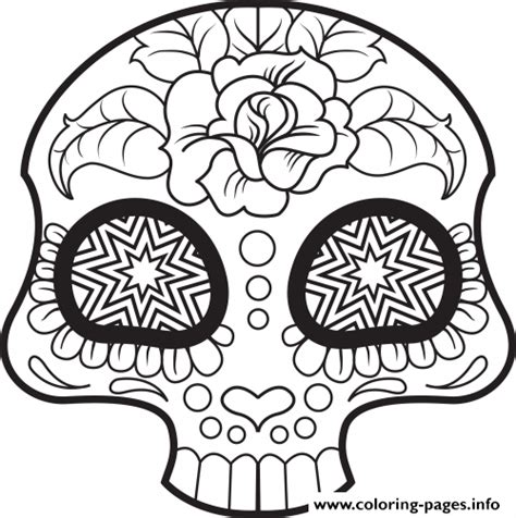 cute skull coloring pages sugar skull tattoo coloring pages hot girls wallpaper