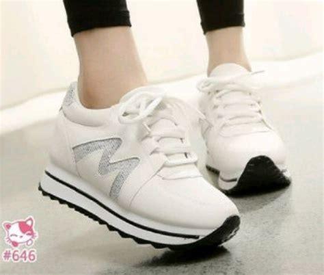 Sepatu Kets Wanita 3 sepatu kets tbp 567 putih i grosir sepatu pria dan wanita