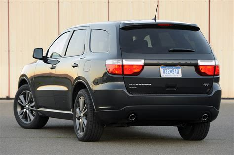 Dodge Durango Discontinued by Dodge Durango Avenger Models Will Be Discontinued Srt