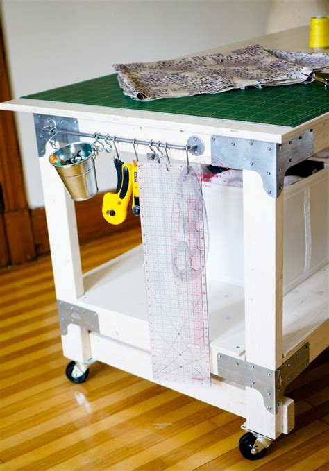 17 ideas about sewing cutting tables on