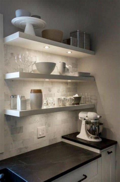 shelf with lights underneath 37 ikea lack shelves ideas and hacks digsdigs