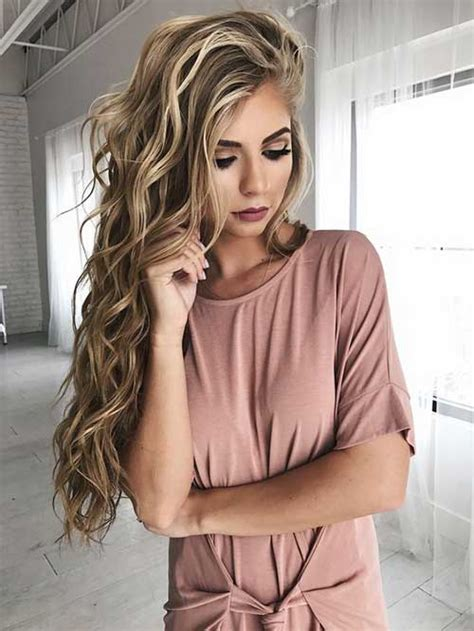 how to beach waves for older women wavy long hairstyles that women love long hairstyles