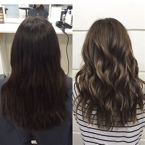how to section hair for full head highlights 17 meilleures id 233 es 224 propos de full head highlights sur
