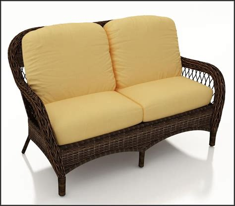 Ideas For Outdoor Loveseat Cushions Design Patio Loveseat Cushion Replacement Patios Home Decorating Ideas G0b2wylxjp