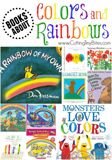 book of colors books about colors and rainbows what can we do with