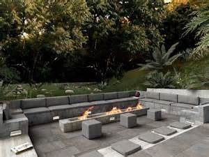 pit seating magical outdoor pit seating ideas area designs