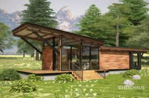 Tiny Cabin Homes wheelhaus tiny houses modular prefab homes and cabins
