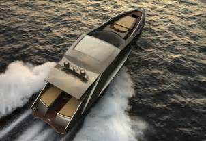 Lamborghini Boat Lamborghini Concept Yacht Machine For All Lambo