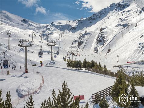 sierra nevada house sierra nevada ski station rentals for your vacations with iha