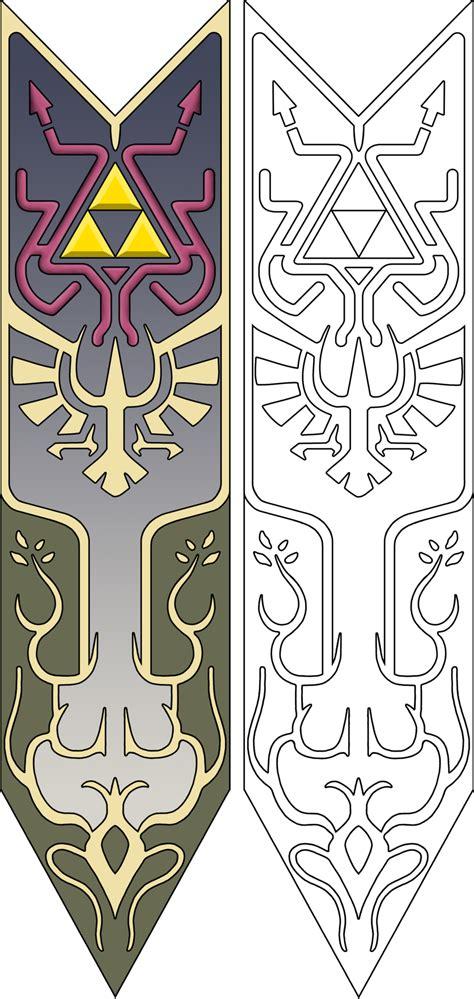 pattern for an artist s smock zelda s apron line art by xceptionalz on deviantart