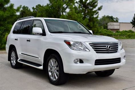 Used Lexus Lx 570 2010 For Sale In Kingston