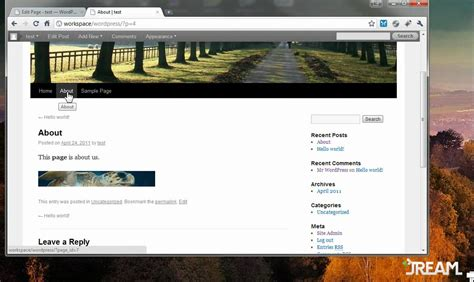 wordpress tutorial on youtube wordpress tutorial getting started youtube