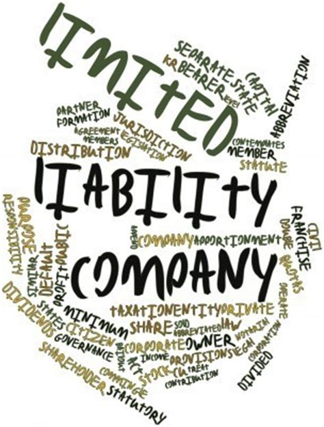 limited liability company facts information pictures the new florida limited liability company act