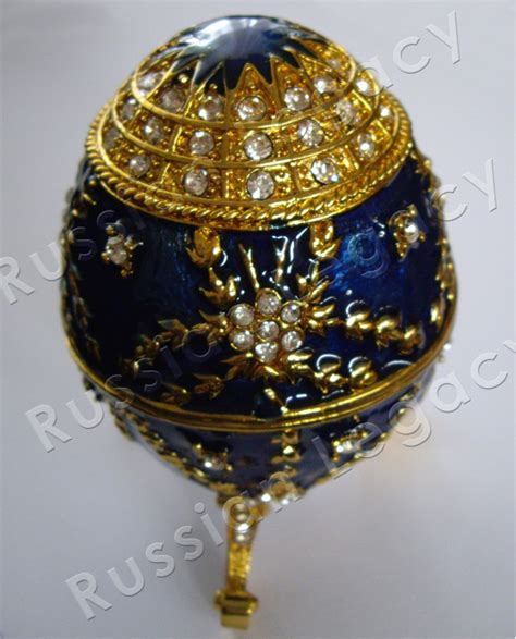 decorative eggs imperial faberge style egg russian legacy
