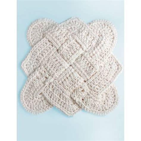 Crochet Home Decor Patterns Free free pattern lily sugar n cream sailor s knot crochet
