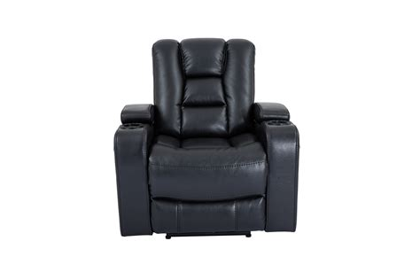 black power reclining sofa cheers black dual power reclining sofa with and light